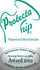 Plum's® ProtectaHip® Hip Protectors Won the American Society on Aging Award