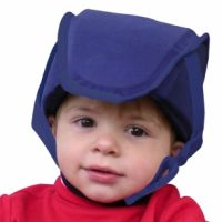 Plum's® ProtectaCap-Plus® Advanced Fall Protection Safety Helmets for babies Deep Sea Blue