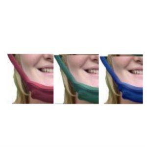 Plum's® ProtectaChin® & Face Guards for ProtectaCap+Plus® Helmets