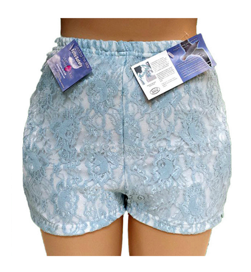 Plum's® ProtectaHip® Undergarment Hip Protectors with Stretch Lace