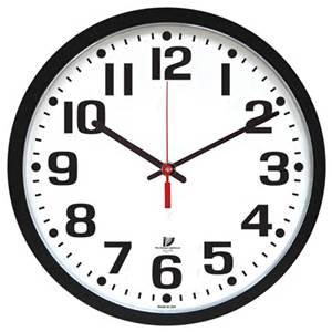 Plum Clock